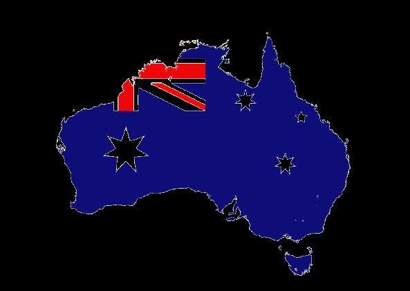 Australia Transparent